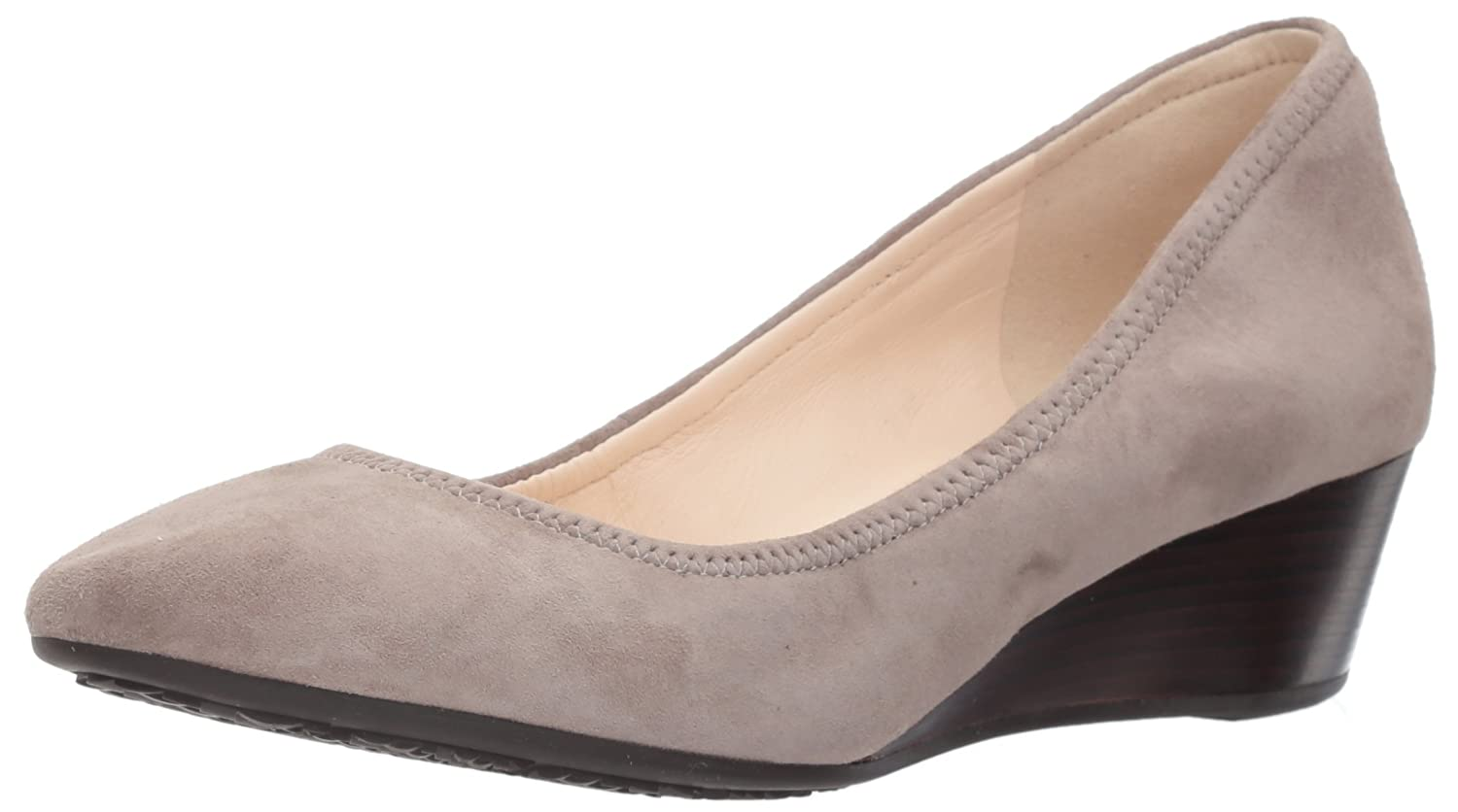 Rockridge Suede Cole Haan Women's Sadie Wedge 40MM Pump