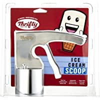 Deals on Thrifty Stainless Steel Cylindrical Ice Cream Scoop