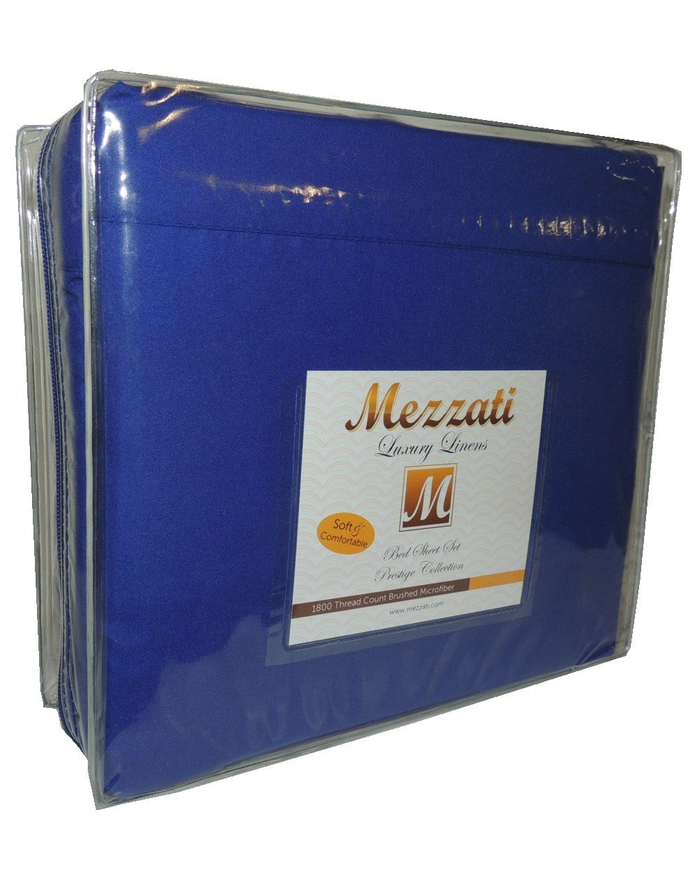 Mezzati Luxury Bed Sheets Set - Sale - Best, Softest, Coziest Sheets Ever