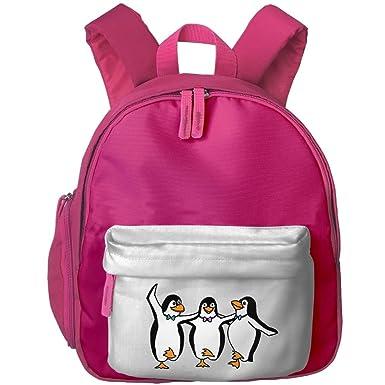 Kid s Backpack Happy Feet Penguin Children Backpacks Bags Boys Girls Toy  Book Bag Best For Preschool c762ca6a34732