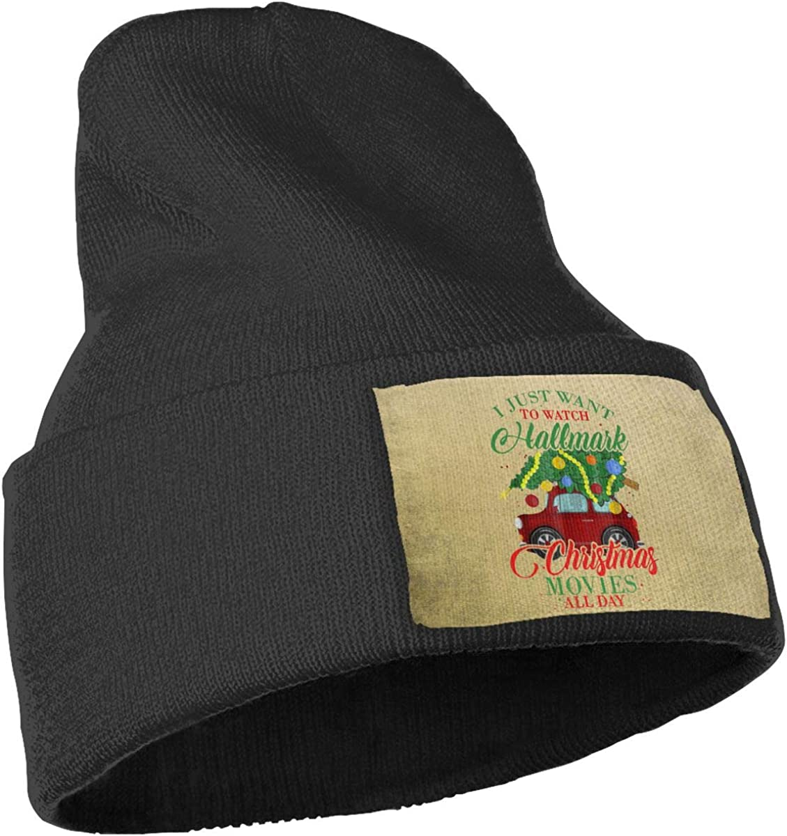 Just Kidding I Take Naps Sloth Wool Cap Skull Hats Unisex Winter I Work Out
