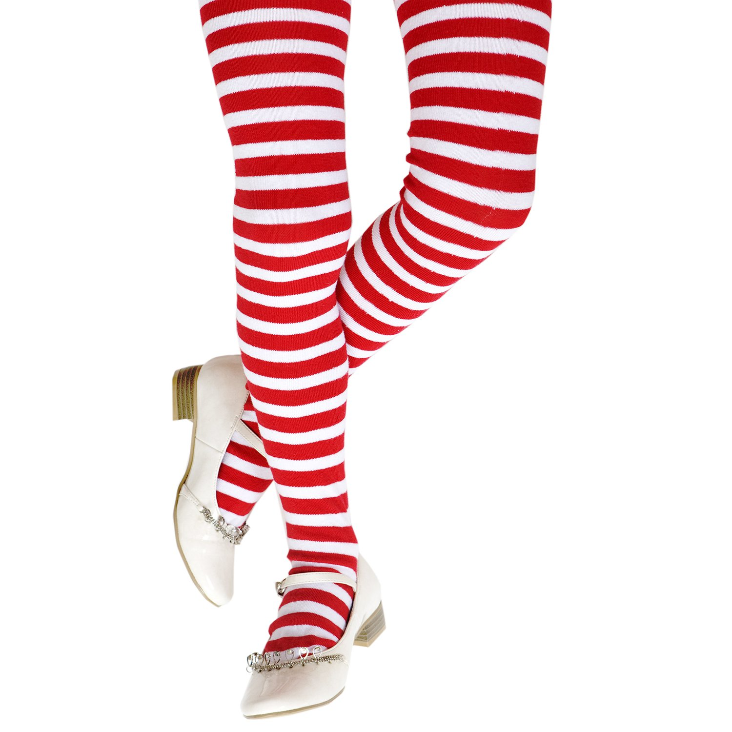 Funny Party Hats Funny Thigh High Socks - Costume Tights - Costume Accessories
