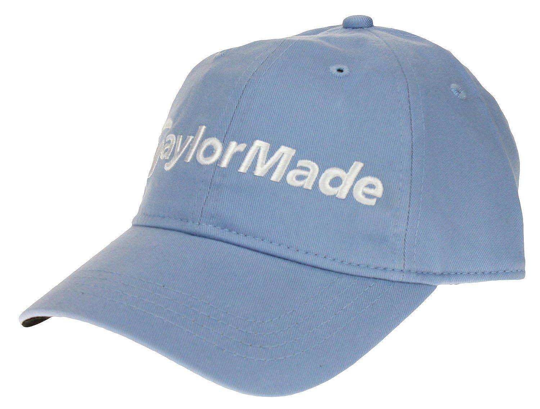 テーラーメイドLadies Core Side Hit Relaxed調節可能な帽子、ライトブルー   B01IO08O4G