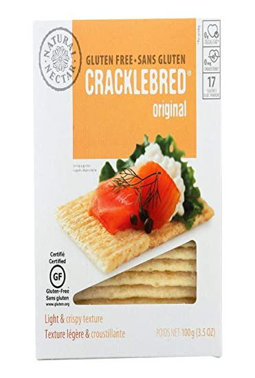 Amazon.com: Natural Nectar Original sin gluten cracklebred ...