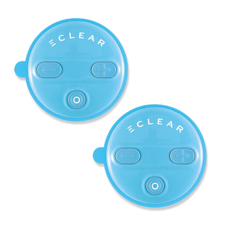 7位 エレコム 低周波治療器 コードレス エクリアリフリー 本体×2個、ポイントパッド(小)×2枚入り ブルー HCM-P012G1XBU