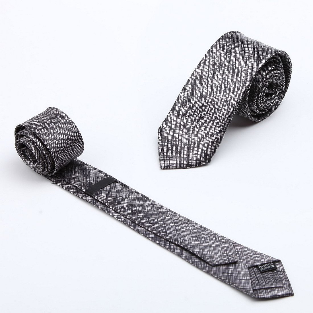 KT3066 Love Shopstyle Slim Ties Polyester Fantastic World 3 Pack Skinny Ties Set by Dan Smith by Dan Smith (Image #6)
