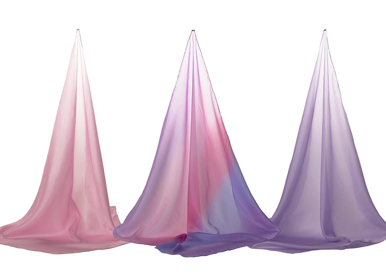 Sarahs Silks Set of 3 Playsilks