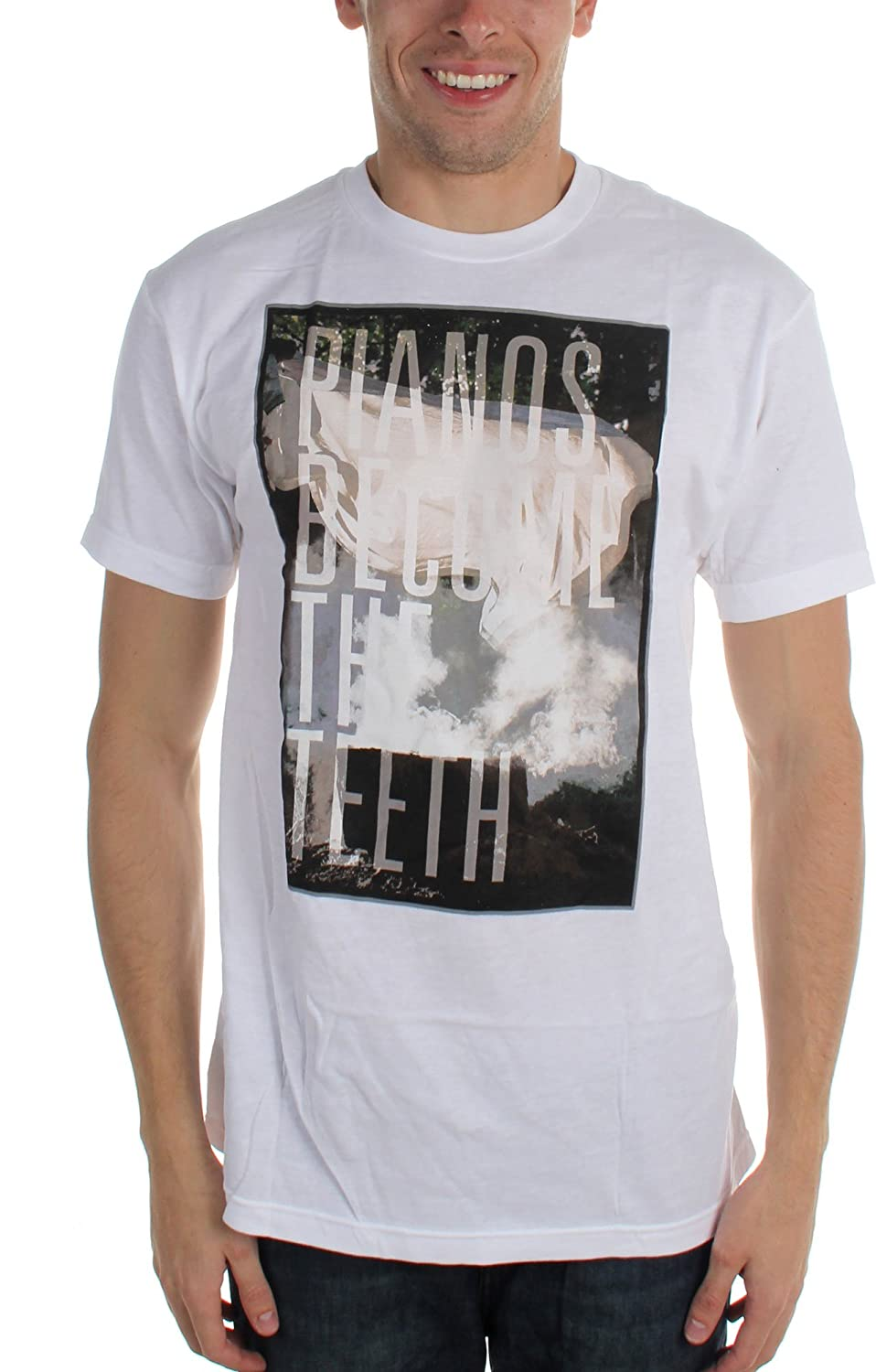 Against Me - Mens Keep You Big Cover T-Shirt