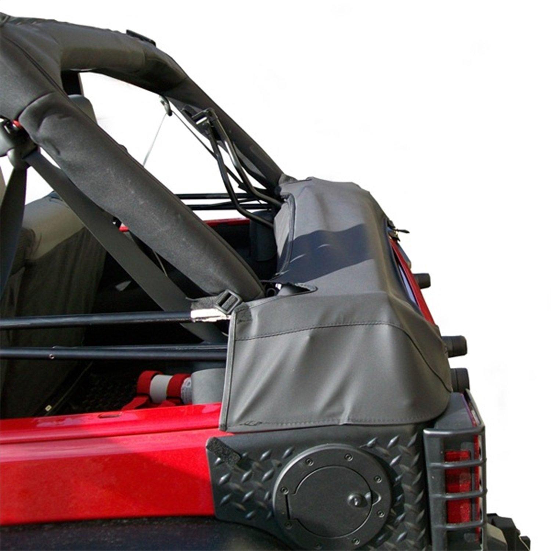 Rugged Ridge 12104.51 Soft Top Storage Boot, Black Diamond, 07-14 Jeep Wrangler JK 4-Door B0039HD5TE