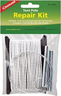 Coghlans Tent Pole Repair Kit & Amazon.com : Shock-Cord Repair Kit : Tent Stakes : Sports u0026 Outdoors