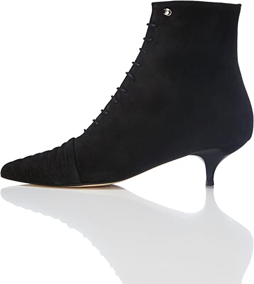 Amazon Marke: find. Damen Stiefel mit Kitten Heel