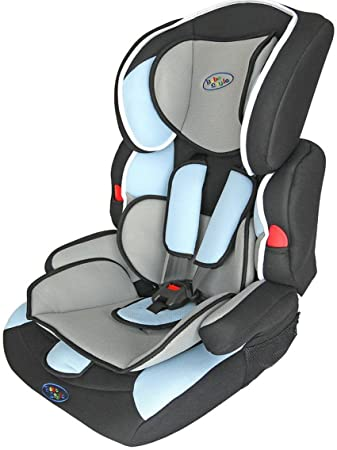 Bebe Style Deluxe Group 1 2 3 Combination Car Seat Blue Amazon