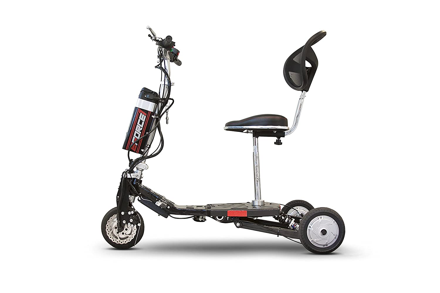 E-Wheels - EW-07 - EFORCE1 - Portable Powerful Electric Scooter