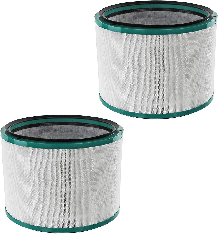 SPARES2GO - Filtro Hepa para purificador de aire Dyson DP01 DP03 ...