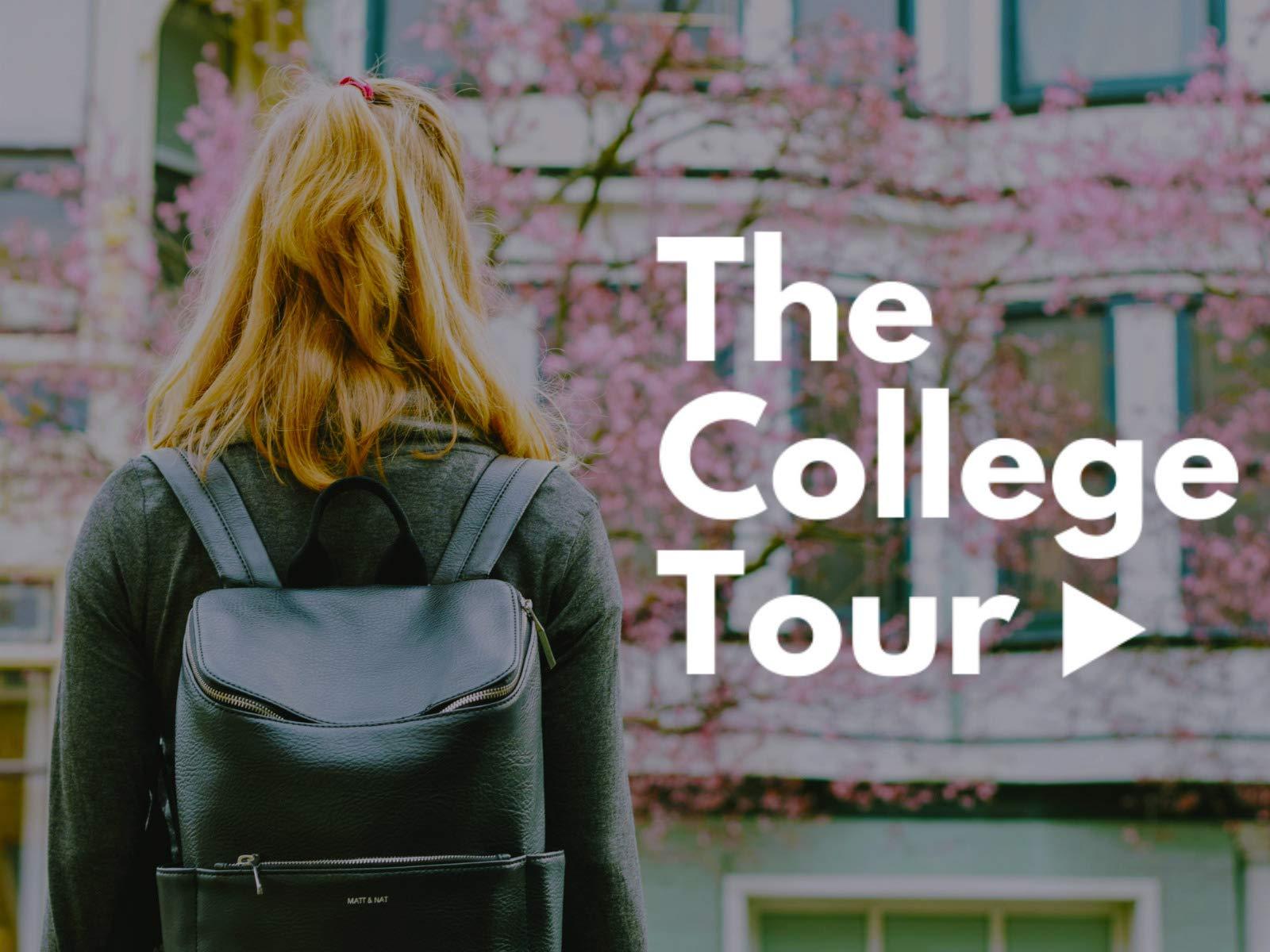 The College Tour on Amazon Prime Video UK
