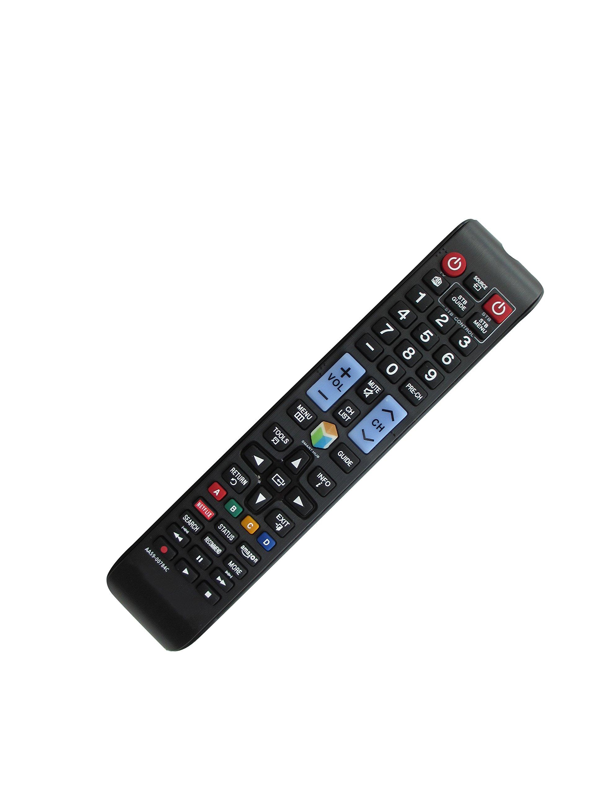 General Remote Control For Samsung UN55F6350AF UN60F6350AF UN65H7150 UN60H7150 UN55H7150 UN46H7150 Smart 3D LED HDTV TV