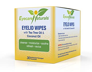 Eyelid Wipes - Itchy Eyes Warming Cleansing Eye Wipes - Box of 25 [Open Box] Neutrogena Age Shield Face, Sunscreen Lotion, SPF 110 3 oz (Pack of 2)