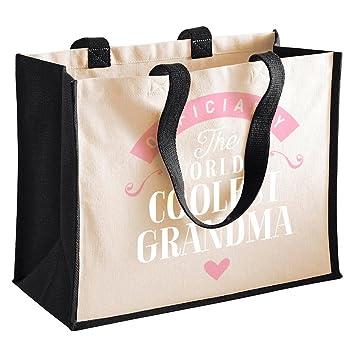 Grandma Gift Birthday Bag Personalised Present