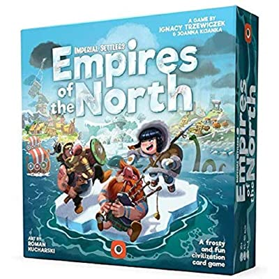 Imperial Settlers Empires of The North: Toys & Games