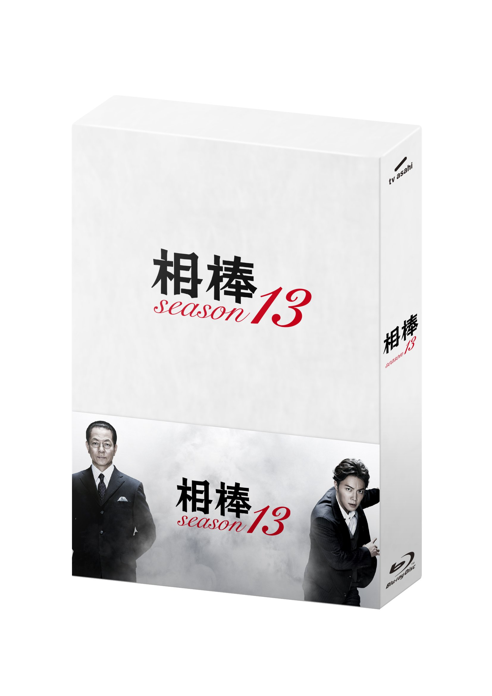 Japanese TV Series - Aibo Season 13 Blu-Ray Box (6BDS) [Japan BD] 10005-78699 by