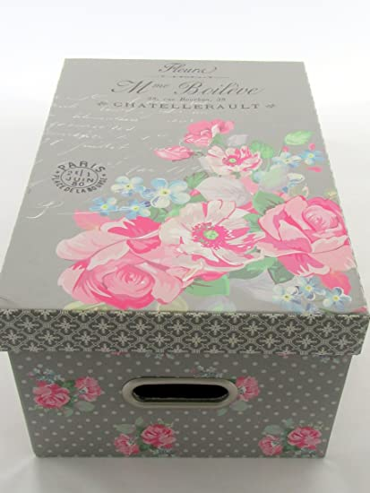 "Conjunto de 3 cajas ""Fleura Mme Boileve, Paris"" de las cajas de"