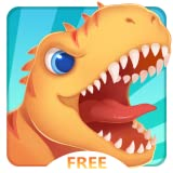 Jurassic Dig - Dinosaur Simulator Games for Kids Free