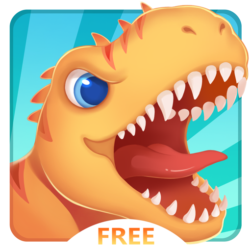 Jurassic Dig - Dinosaur Simulator Games for Kids Free - Family Zoo