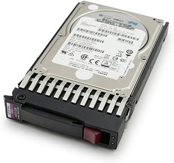 HP 581311-001B Disco Duro para Servidor SSD 600GB (2,5 Pulgadas ...