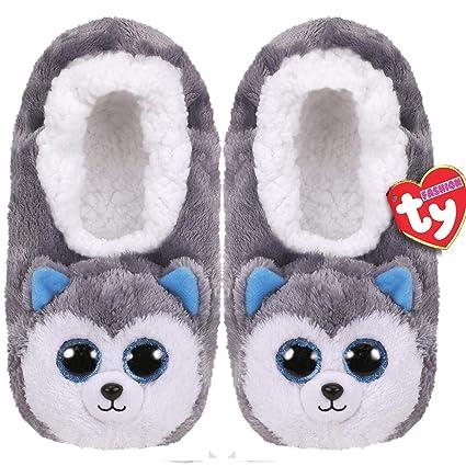 70827a2fc3f5 Amazon.com  Ty Slush - slipper socks small Ty Slush - slipper socks ...