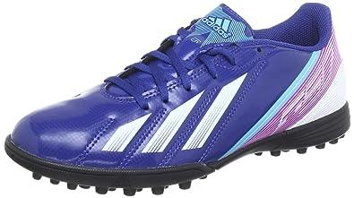 reputable site 9f94a 88e7e adidas Performance Herren F5 TRX TF Fußballschuhe Blau (DRKBLURUNWH) 44 2