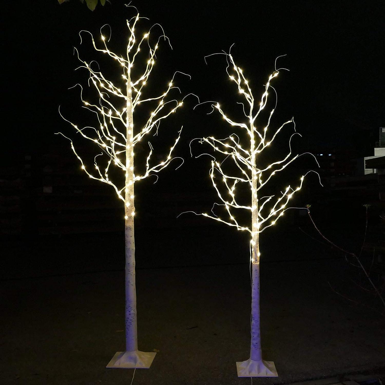 20 led blanc intérieur//extérieur multi action lumières arbre de noël lumières 0L20W