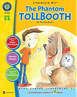 The Phantom Tollbooth - Novel Study Guide Gr. 5-6 - Classroom Complete Press
