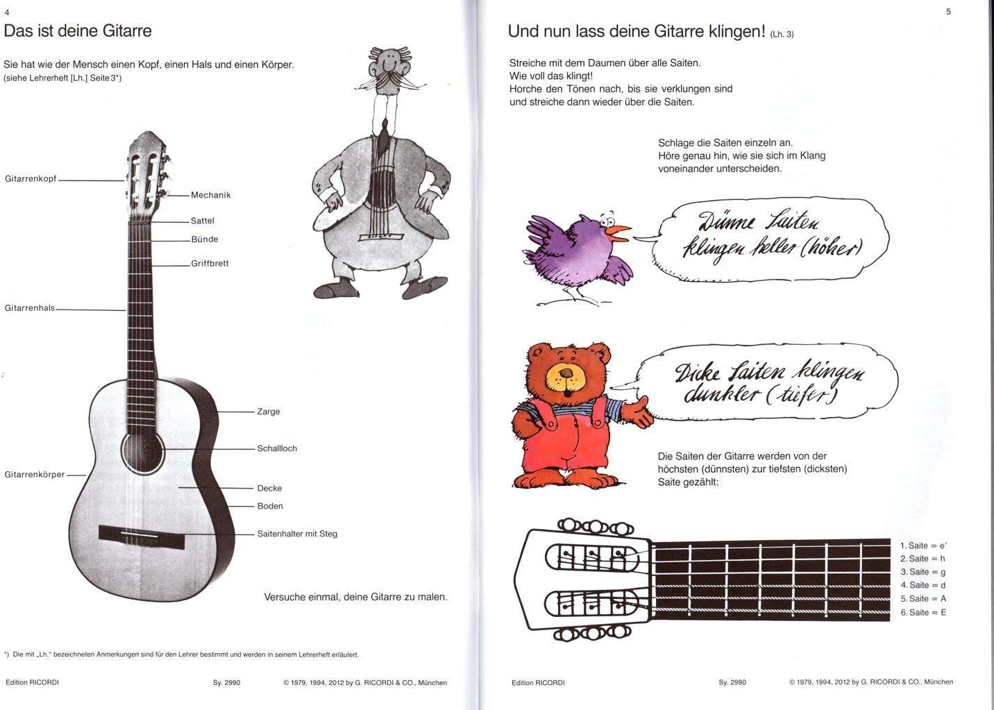 Heinz Teuchert - Libro de profesores con notas y voz de ...