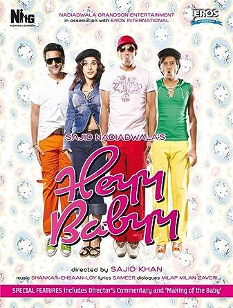 Heyy Babyy Hindi Movie Bollywood Film Indian Cinema