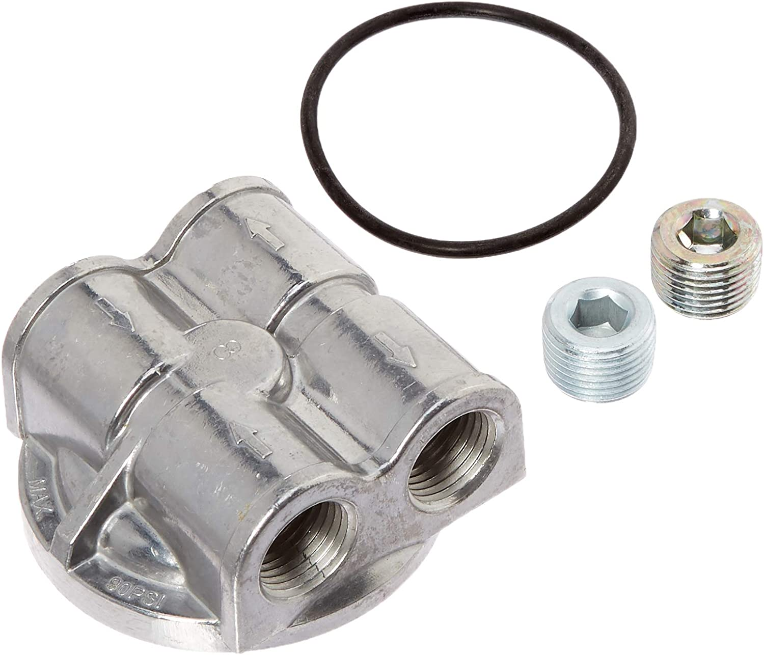 Trans-Dapt 1458 Oil Filter Bypass Adapter