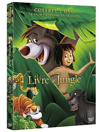Amazon Com Le Livre De La Jungle 1 2 Movies Tv