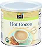 365 Everyday Value, Organic Rich Chocolate Flavor Hot Cocoa Mix, 12 Ounce
