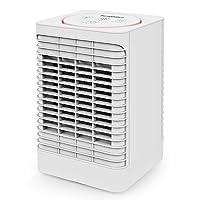 Deals on Turbro Neon NW10 Electric Indoor PTC Ceramic Space Heater Fan