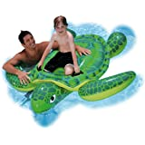 Sea Turtle Ride-on Inflatable Swimming Pool Toy