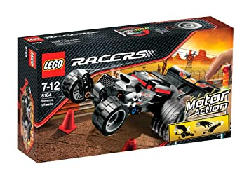 amazon レゴ lego エクストリーム ウィーリー 8164 ブロック