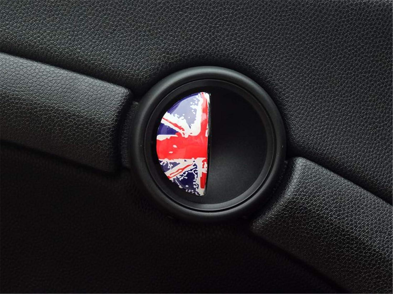 accoudoir de fen/être HDX Lot de 2 Autocollants en Vinyle pour poign/ée de Porte Panneau de Protection pour Mini Cooper R56 Hatchback R57 Covertible R58 Coup/é R59 Roadster R60 Countryman R61 Paceman