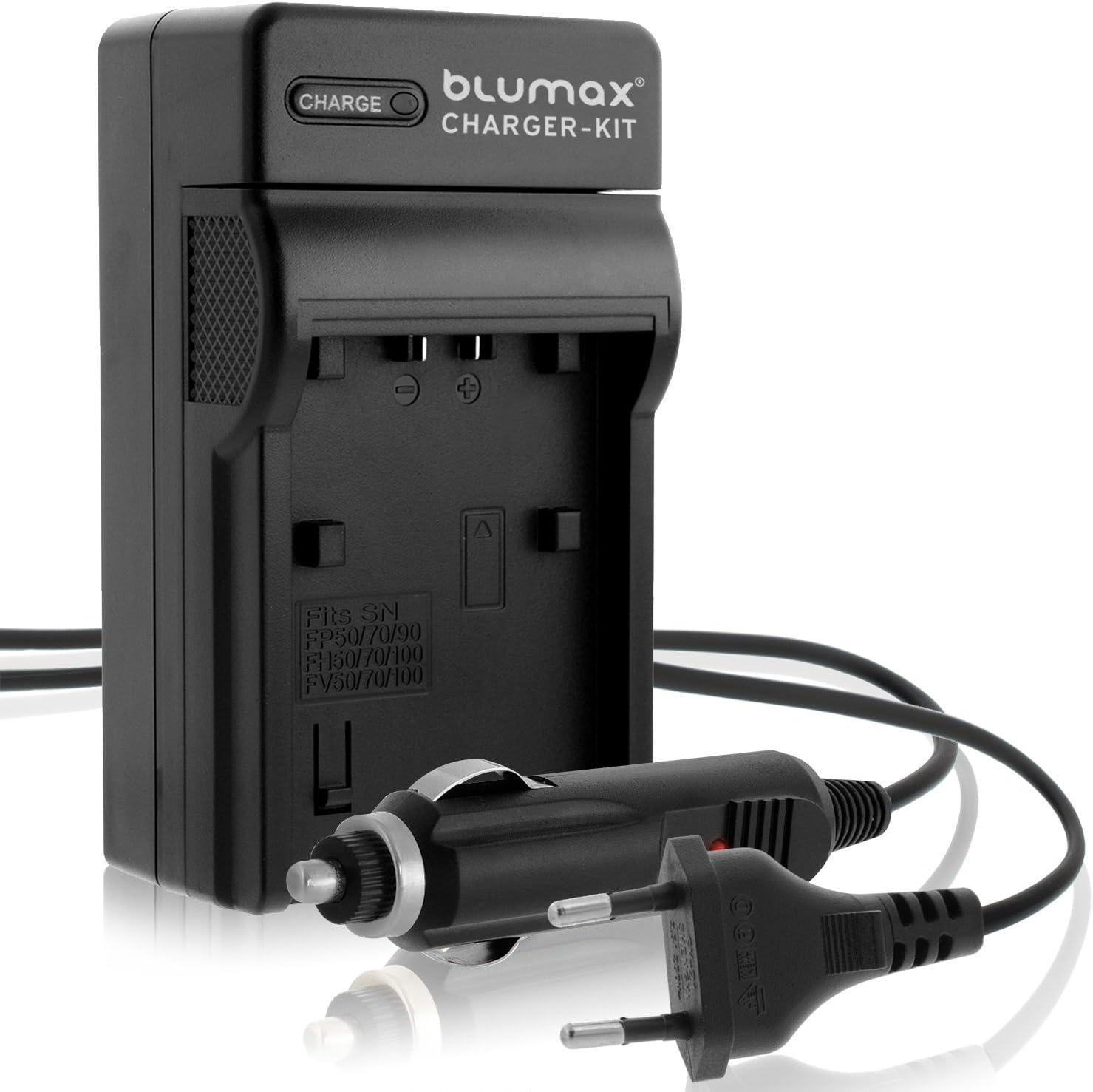 Blumax Np Fv100 Ladegerät Passend Zu Diversen Sony Elektronik