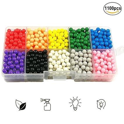 Byou Aqua Beads Kit Lavoretti Manuali Per Bambini 10 Colori 1100