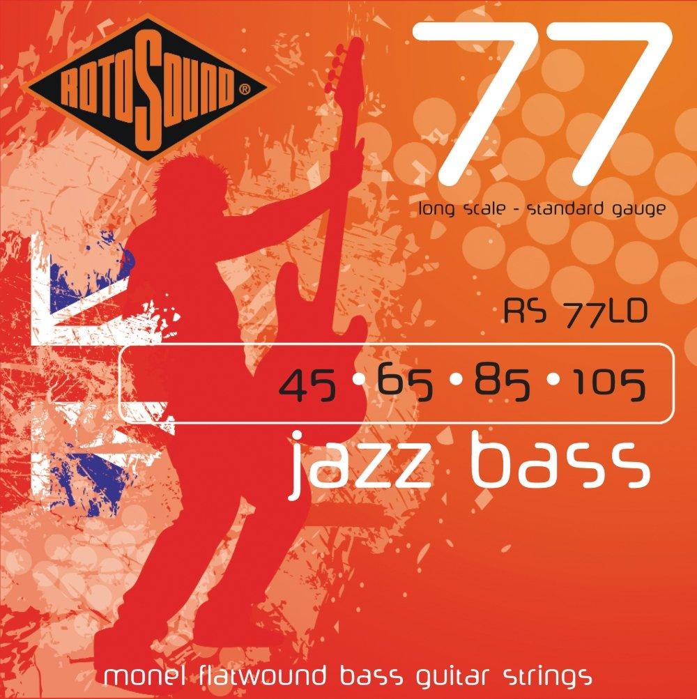 Rotosound rs77ld Saitensatz fü r Bass
