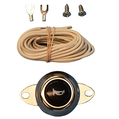 Wolo (HS-2) Horn Button Switch Kit: Automotive