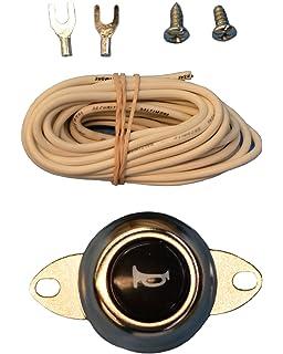 intella 04081040 forklift horn 12v 112 decibel output 90 mm