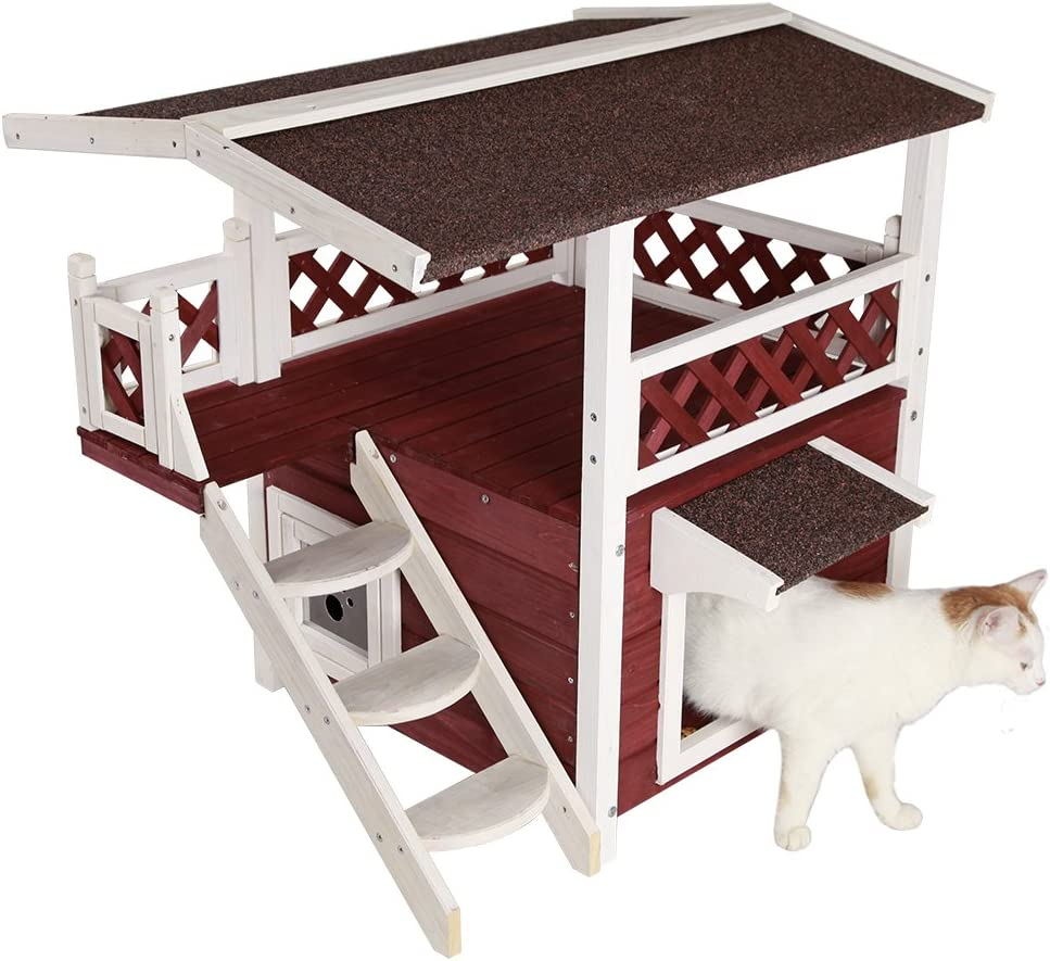 Detachable House For Pets Dogs Cats Indoor Outdoor Cat Dog Shelter Foldable Cat Nest Tent For Pets Winter Protect Pets From Cold And Wind Pet Supplies Helioservice Dogs