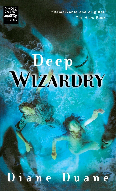 Deep Wizardry by Diane Duane
