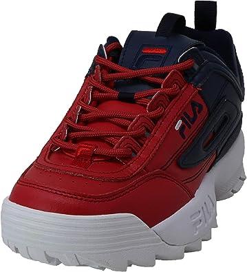 Fila Womens Disruptor II Split Sneaker