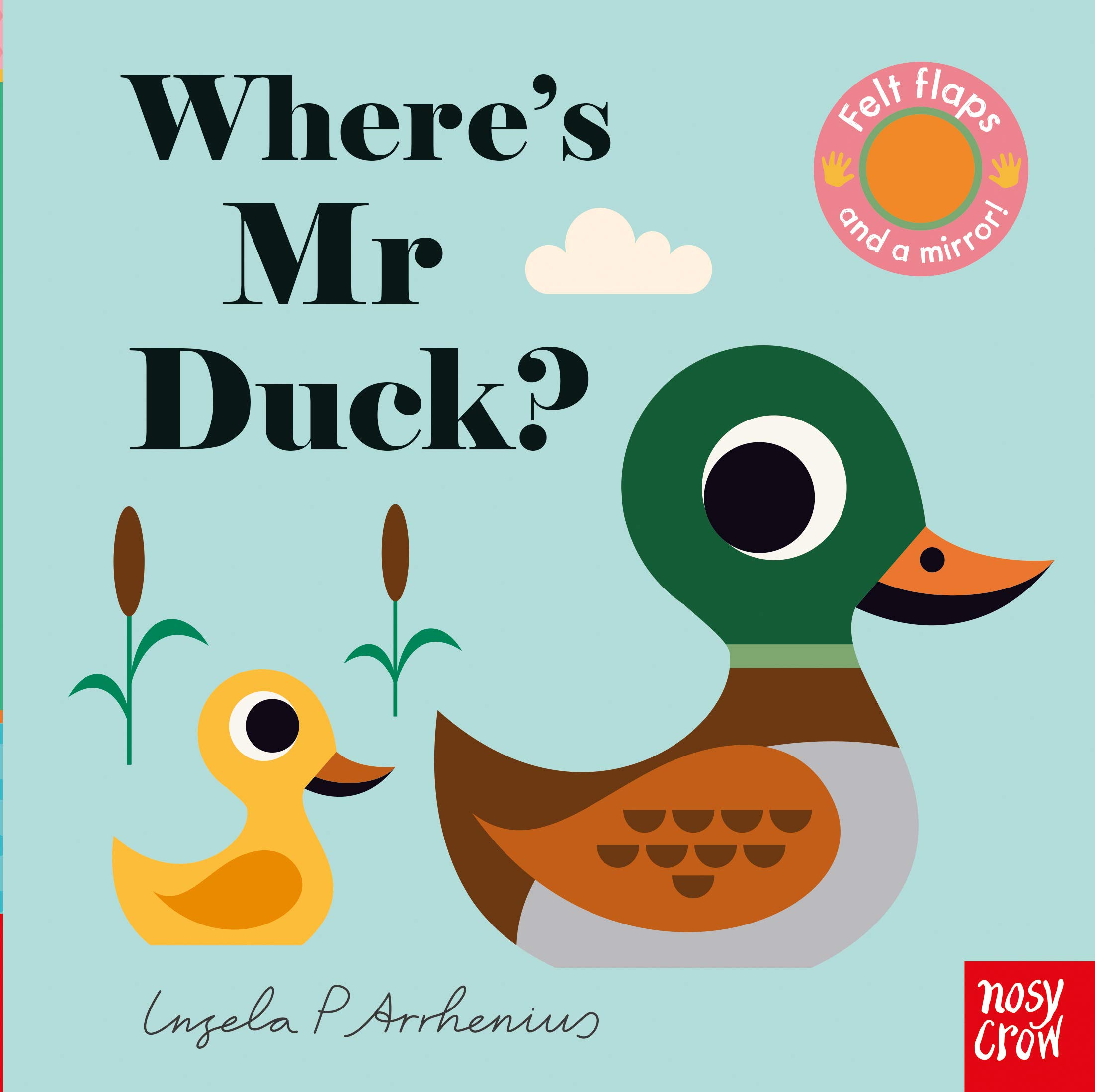 Where's Mr Duck? (Felt Flaps) (Felt Flaps, 10) : Ingela P Arrhenius, Ingela  P Arrhenius, Ingela P Arrhenius: Amazon.co.uk: Books